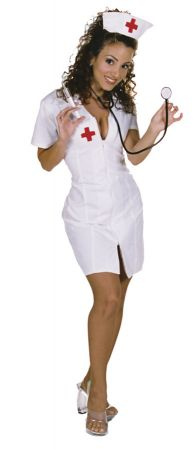 Women's Hot Flash Costume