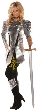 Women's A Knight To Remember Costume