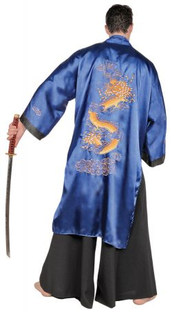 Men's Samurai Costume