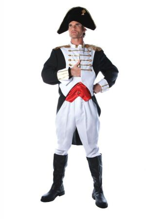 Men's Napoleon Costume