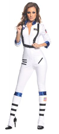 Women's Blast Off Astronaut Costume