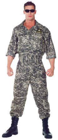 Men's US Army Jumpsuit