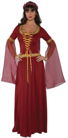 Women's Maiden Costume