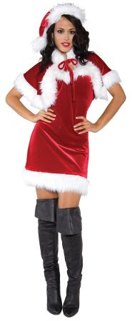 Women's Merry Holiday Costume