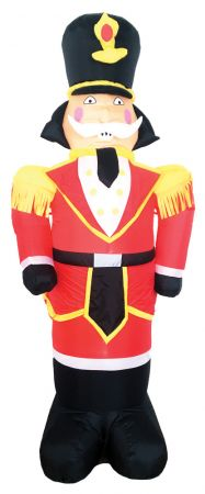7' Inflatable Toy Soldier