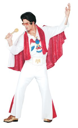 Men's Elvis Deluxe Jumpsuit